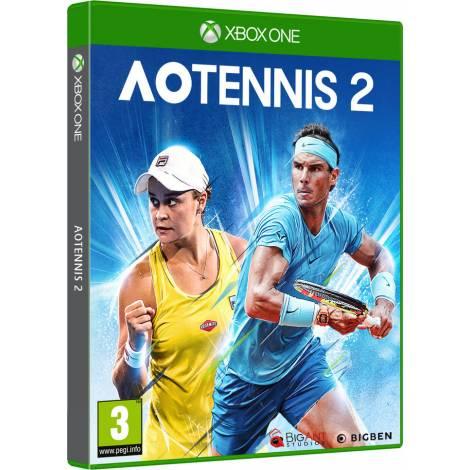AO Tennis 2 (Xbox One)