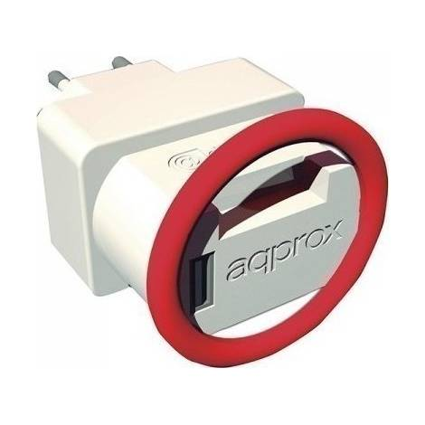 Aqprox USB Travel/Wall Charger & Holder (appUSBWALLIP)