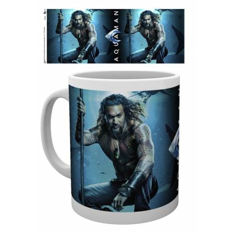 Aquaman - In the Sea Mug (MG3381)