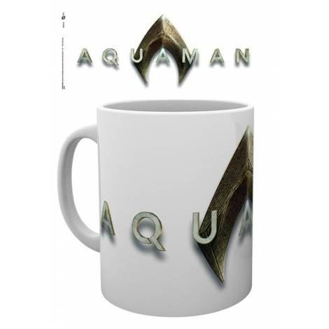 Aquaman - Logo Mug (MG3012)