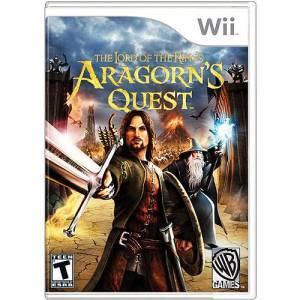 Aragorn`s Quest (Wii)