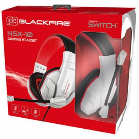 Ardistel Blackfire NSX-10 Stereo Gaming Headset For Nintendo Switch (Nintendo Switch)