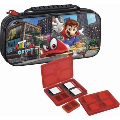 Ardistel Deluxe Travel Case - Super Mario Odyssey (NNS58)
