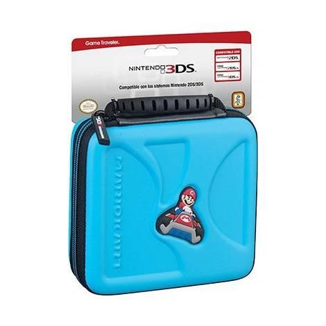 Ardistel Game Traveler Case Mario Kart 2DS / 3DS - Turquoise (3DS205MK) (Nintendo 2DS/3DS)