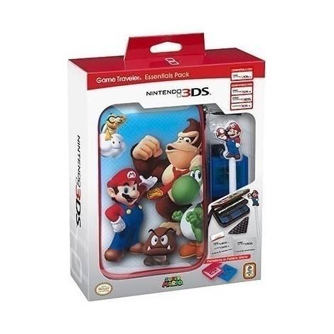 Ardistel Game Traveler - Essentials Pack - Mario & Friends (NINTENDO 3DS)