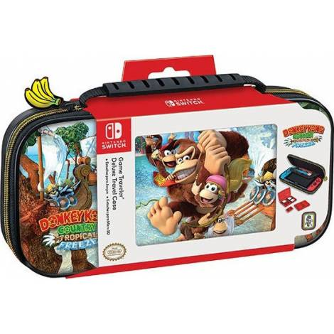 Ardistel Game Traveler Hard Case for Nintendo Switch - Donkey Kong Tropical Freeze(NNS52A) (Nintendo Switch)