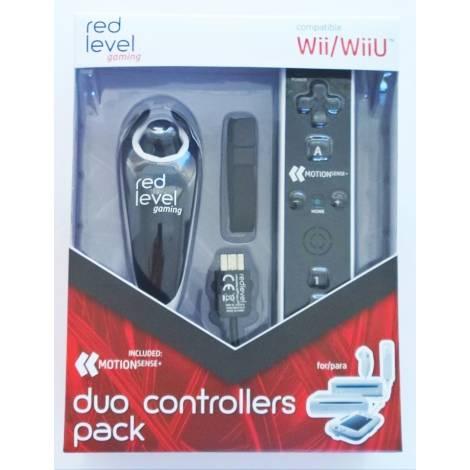 Ardistel Redlevel Remote Controller Black - White (Wii, Wii U)