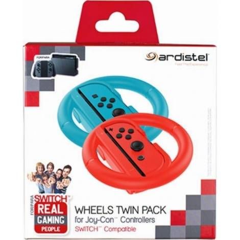 Ardistel Joy-Con Wheels Twin Pack (Nintendo Switch)