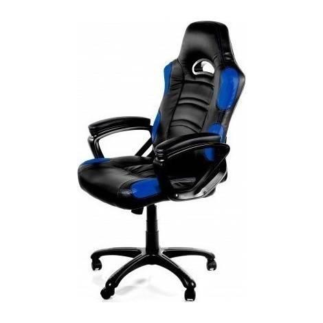 Arozzi Enzo Gaming Chair Blue (ENZO-BL) και δώρο Turtle Beach Ear Force Recon 50 (TBS-6003-02)