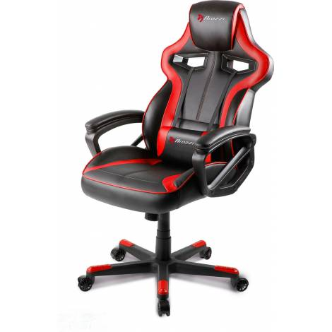 Arozzi Milano Gaming Chair Red (MILANO-RD) και δώρο Turtle Beach Ear Force Recon 50 (TBS-6003-02)