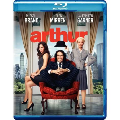 Αρθουρ - Ο Εκατομμυριουχος της συμφορας - με χτυπημένο κουτάκι (Blu-ray)