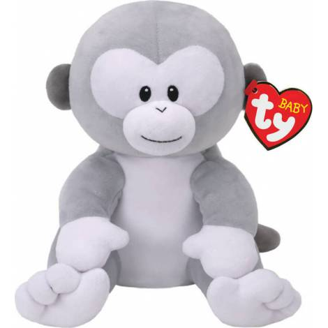 AS TY Baby - Pookie Gray/White Monkey (23cm) (1607-82016)