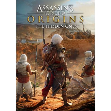 Assassin 's Creed Origins - The Hidden Ones - Uplay CD Key (Κωδικός μόνο) (PC)