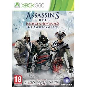 Assassin's Creed Birth of a New World - The American Saga (XBOX 360)