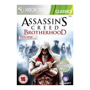 Assassin's Creed: Brotherhood - Special Edition (XBOX 360/XBOX ONE)