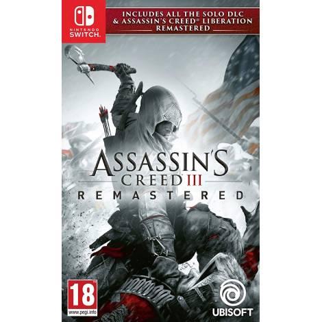 Assassin's Creed® III  Remastered (Nintendo Switch)