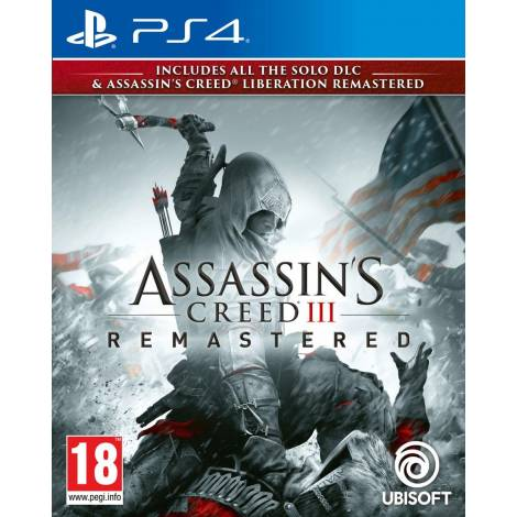 Assassin's Creed® III Remastered  (PS4)