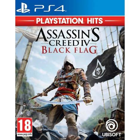Assassin's Creed IV: Black Flag (Hits) (PS4)