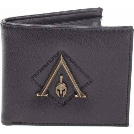 Assassin's Creed Odyssey - Metal Logo Badge Premium Bifold Wallet (MW575003ACO)