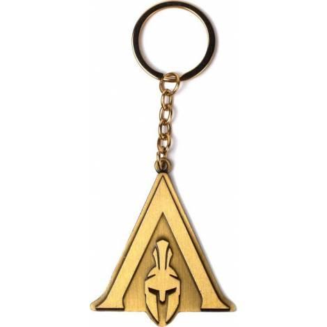 Assassin's Creed Odyssey - Odyssey Logo Metal Keychain (KE722418ACO)