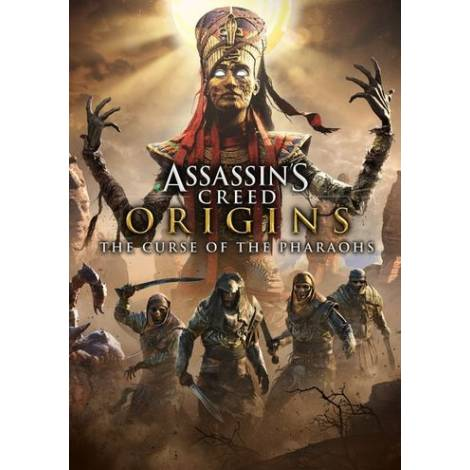 Assassin's Creed Origins® - The Curse of the Pharaohs (only cd key) (PC)