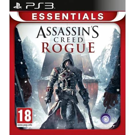 Assassin`s Creed: Rogue - Essentials (PS3)