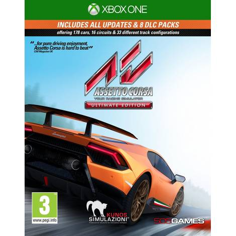 Assetto Corsa (Ultimate Edition) (Xbox One)