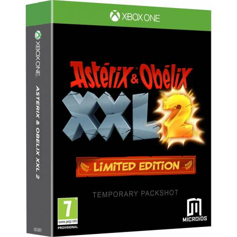 Asterix & Obelix XXL 2 (Limited Edition) (Xbox One)