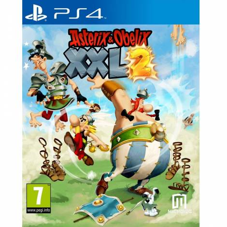 Asterix & Obelix XXL 2 (PS4)