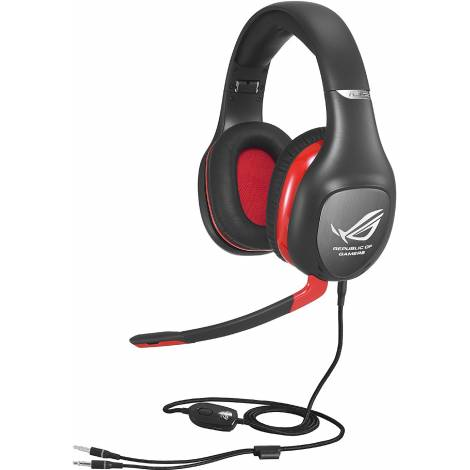 Asus Vulcan Anc Active Noise Cancelling Pro Gaming Headset (ΕΚΘΕΣΙΑΚΟ ΚΟΜΜΑΤΙ,ΚΑΙΝΟΥΡΓΙΟ)