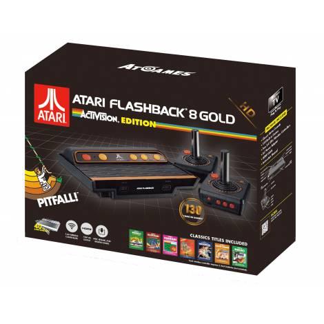 At Games Console Atari Flashback 8 Gold Activition Edition (JVCRETR0124) (Retro)
