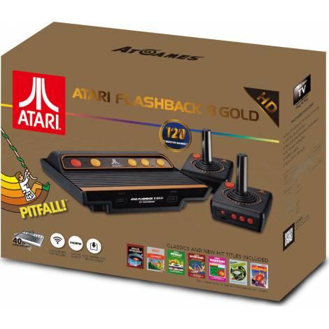 At Games Console Atari Flashback 8 Gold (Retro)