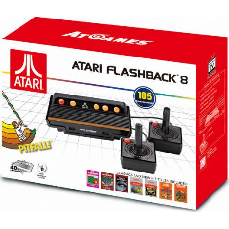 At Games Console Atari Flashback 8 (Retro)