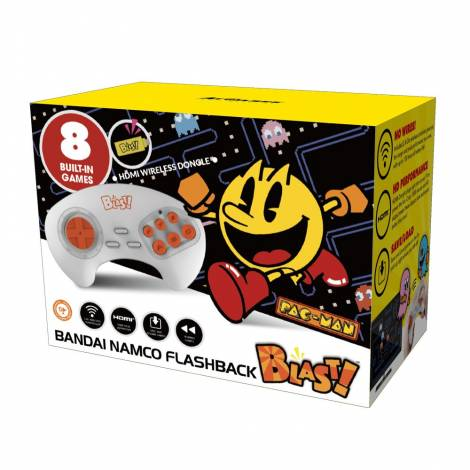 At Games Console Bandai Namco Flashback Blast!