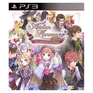 Atelier Rorona Plus: The Alchemist Of Arland (PS3)