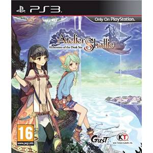 Atelier Shallie: Alchemists of the Dusk Sea (PS3)
