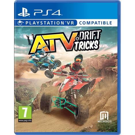ATV Drift & Tricks (PSVR Compatible) (PS4)