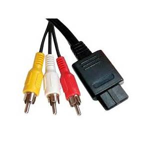 Av Cable (SNES,NINTENDO 64,GAMECUBE)