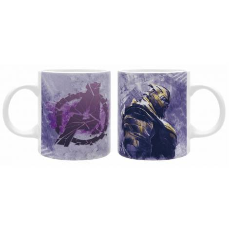 Avengers - Thanos Purple 320ml Mug (ABYMUG591)