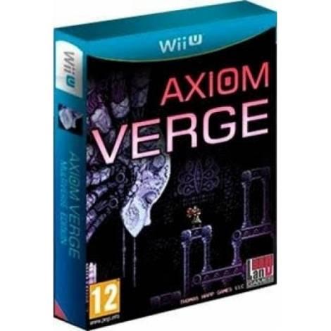 Axiom Verge (Multiverse Edition) (Wii U)