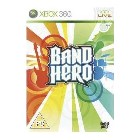 Band Hero (Game only) (XBOX 360)