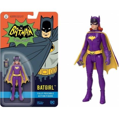 Batman Classic TV Series - Limited Chase Edition Batman Fully Poseable Action Figure