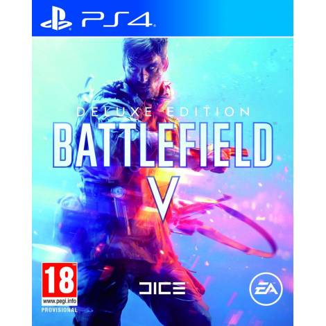Battlefield V (Deluxe Edition) (PS4)