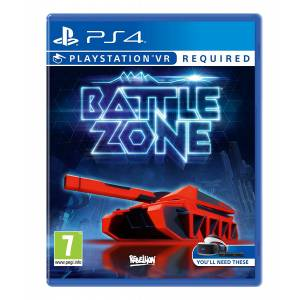 Battlezone VR (PS4) (Sony)