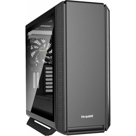 BEQUIET PC CHASSIS SILENT BASE 801 WINDOW BGW29
