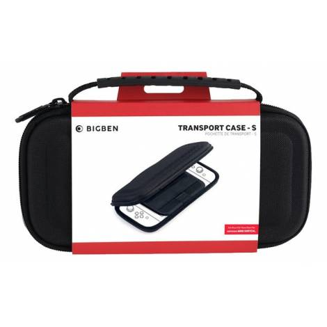 BIG BEN LARGE PROTECTION POUCH BLACK (SWITCH MINI) (Nintendo Switch)