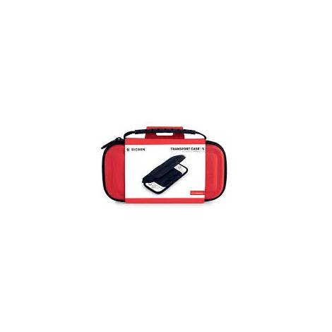 BIG BEN LARGE PROTECTION POUCH RED  (SWITCH MINI) (Nintendo Switch Case)