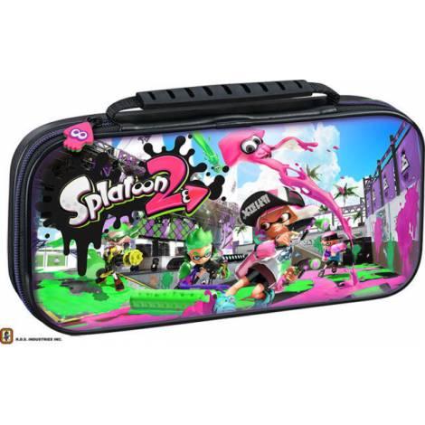 Big Ben Nintendo Switch Splatoon 2 Deluxe Travel Case (NNS51)
