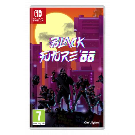 BLACK FUTURE 88 (Nintendo Switch)