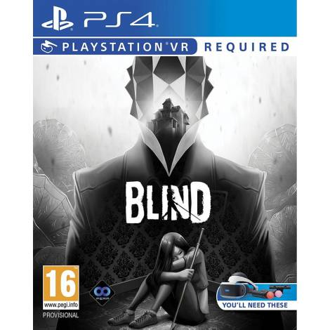 BLIND VR (PS4) (VR Required)